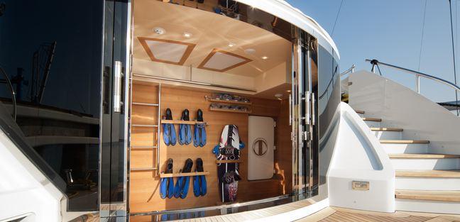 Aziza Charter Yacht - 4