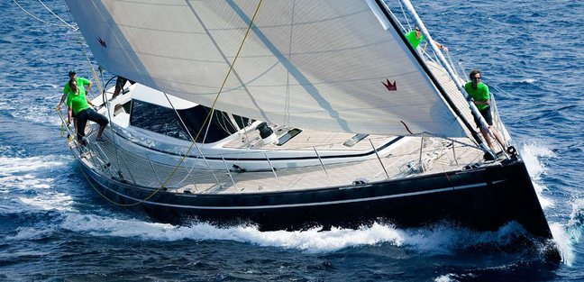 La Joie De Mar Charter Yacht