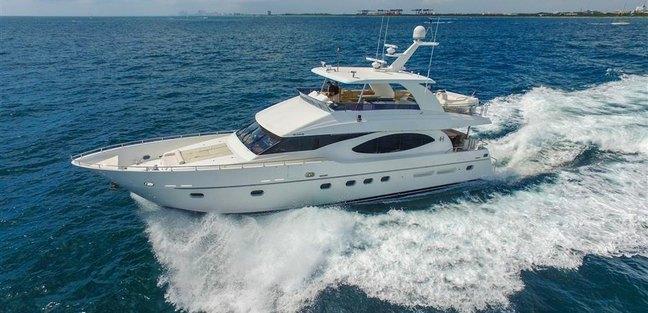 Ana C Charter Yacht