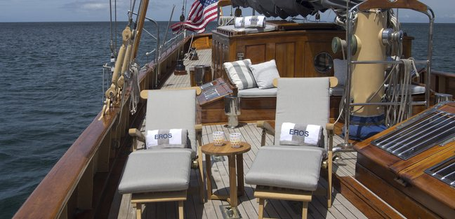 Eros Charter Yacht - 3