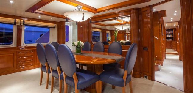 Paradigm Charter Yacht - 8