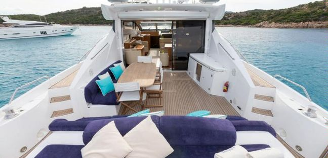 Aspire of London Charter Yacht - 2