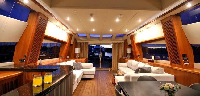 Quantum Charter Yacht - 7
