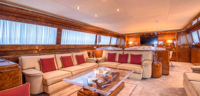 Paula III Charter Yacht - 6