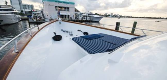 Place in the Sun Charter Yacht - 5