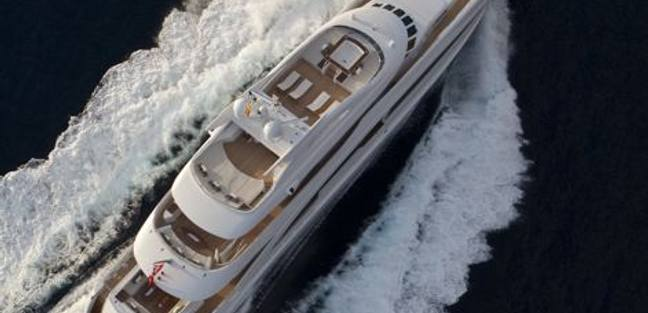 Man Of Steel Charter Yacht - 2