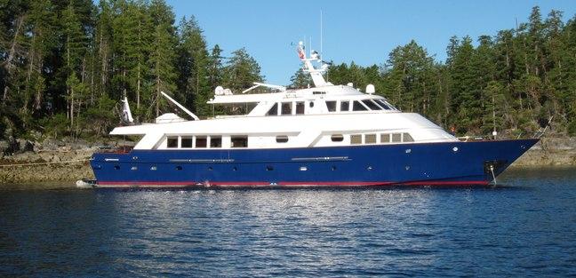 Quivira Charter Yacht
