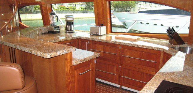 Ace of Diamonds Charter Yacht - 3