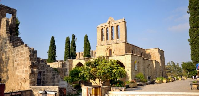 Fall in Love with Bellapais Abbey