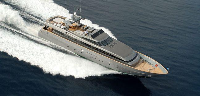 Velvet Charter Yacht