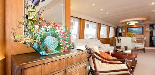 Seychelle Charter Yacht - 4