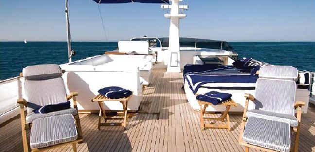 Mr White Charter Yacht - 2