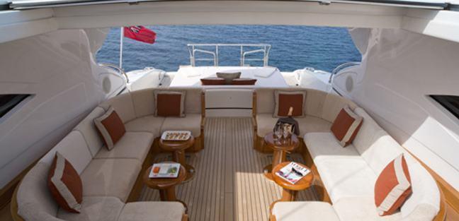 Outside Edge IV Charter Yacht - 7