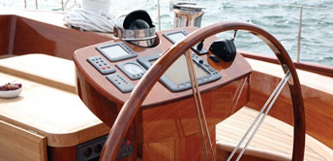 Gaia Charter Yacht - 4