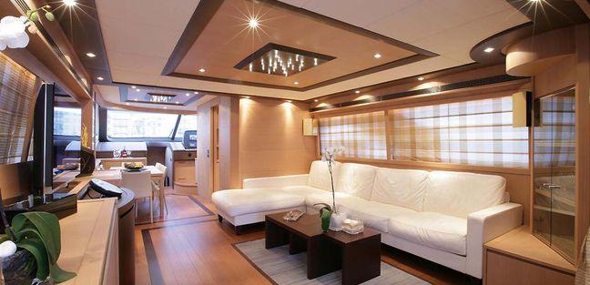 Blue Angel Charter Yacht - 5