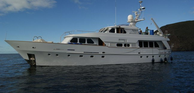 Pradera Blue Charter Yacht