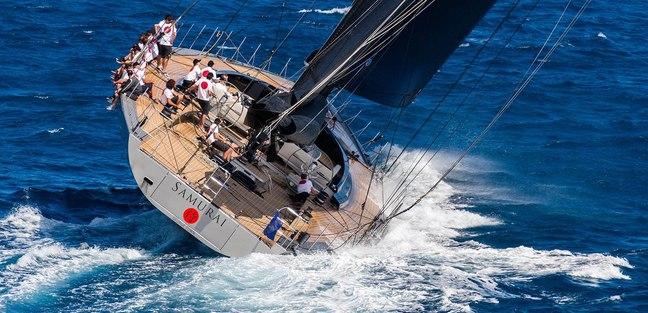 Samurai Charter Yacht - 7