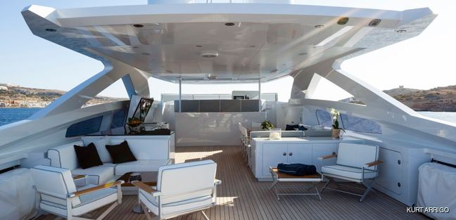 Amore Mio Charter Yacht - 2