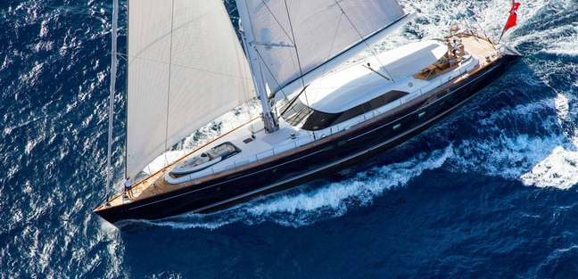 State of Grace Charter Yacht