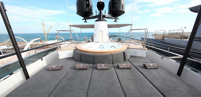 Elinor Charter Yacht - 2