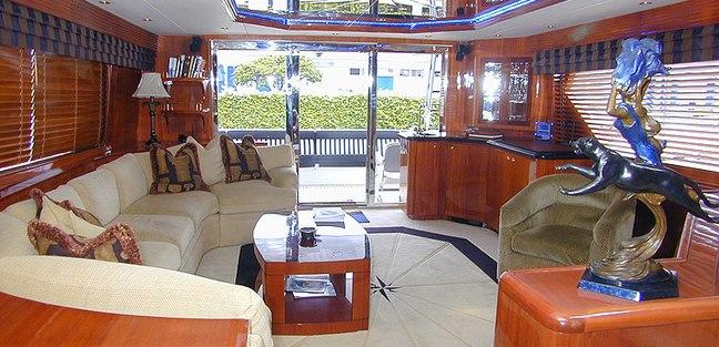 Lady Diana Charter Yacht - 3
