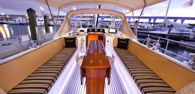 Archangel Charter Yacht - 3