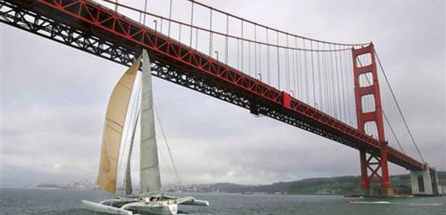 Sodebo Ultim' Charter Yacht - 3