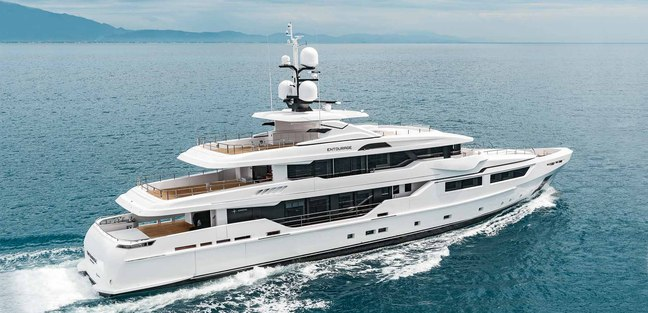 Entourage Charter Yacht
