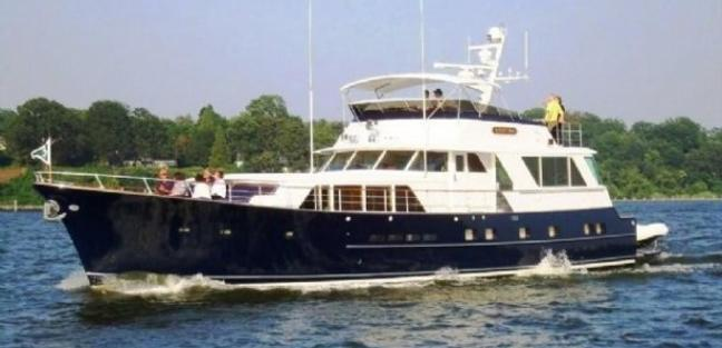 Harvest Moon Charter Yacht - 2