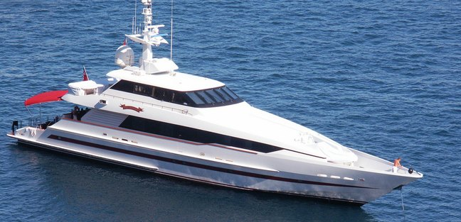 Red Sapphire Charter Yacht