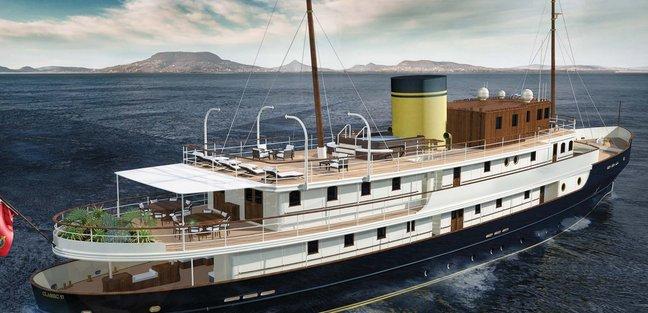 Classic 57m Charter Yacht - 2