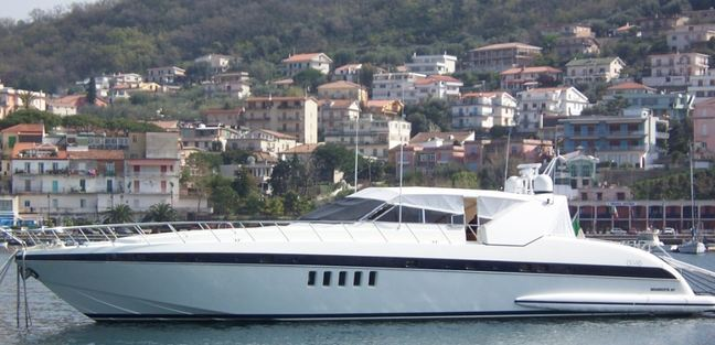 Dimmidisi Charter Yacht - 2