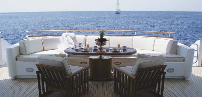 O'Rion Charter Yacht - 5