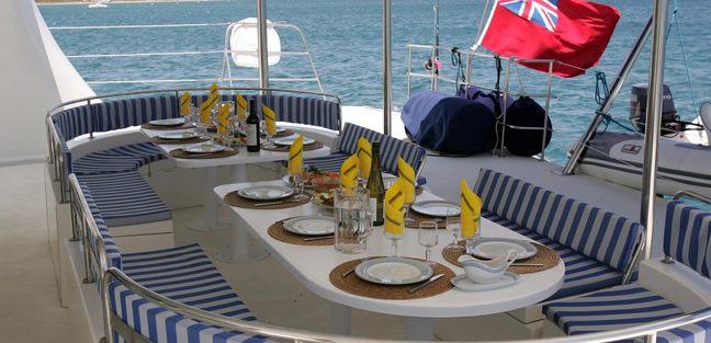 Dream Maldives Charter Yacht - 6