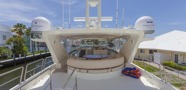Conundrum Charter Yacht - 3
