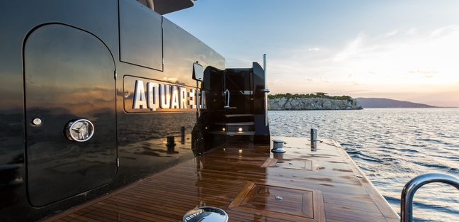 Aquarella Charter Yacht - 5