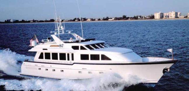 Roamin Holiday Charter Yacht - 2