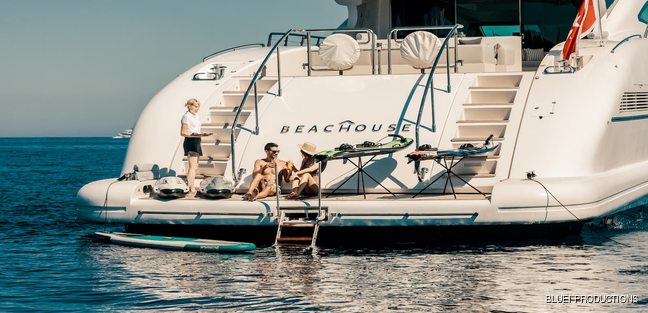 Beachouse Charter Yacht - 2
