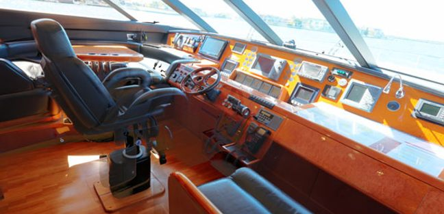 Princess 25m Charter Yacht - 4