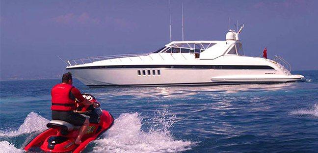 Silaos III Charter Yacht - 5