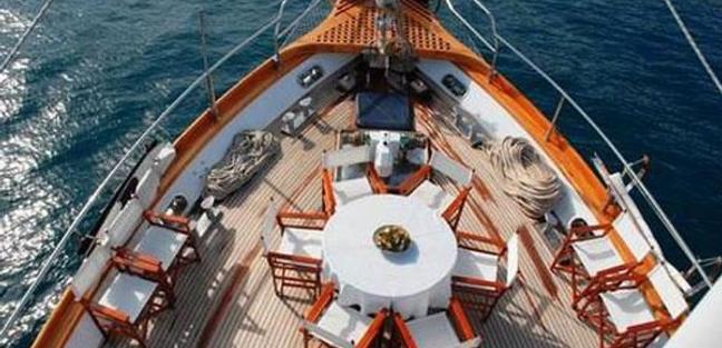 Sirius Charter Yacht - 4