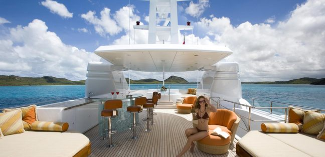 Perle Bleue Charter Yacht - 4