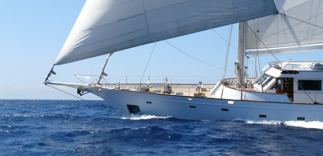 Queen Nefertiti Charter Yacht - 2