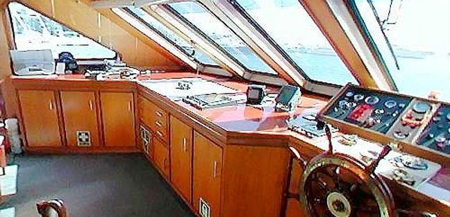 Aegean Princess Charter Yacht - 4