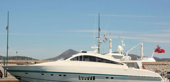 Jamalui Charter Yacht