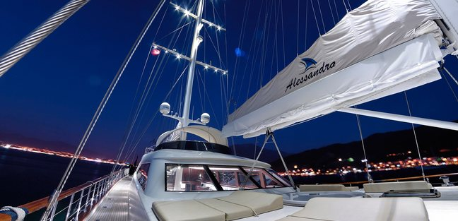 Alessandro Charter Yacht - 7