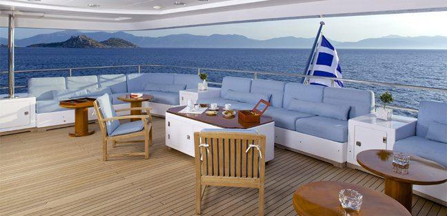 O'Ceanos Charter Yacht - 4