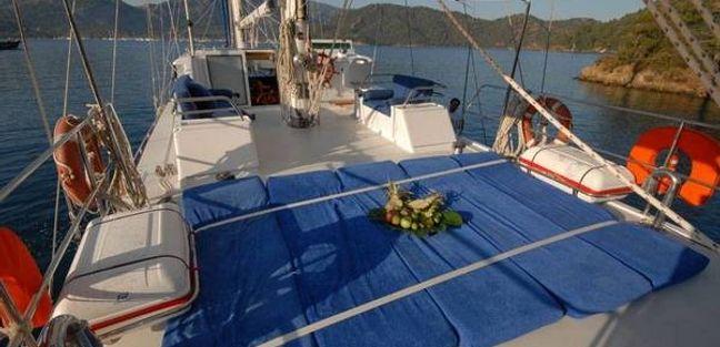 Rigel Charter Yacht - 5