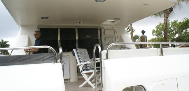 Lionfish Charter Yacht - 4