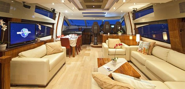 Starry Night Charter Yacht - 6